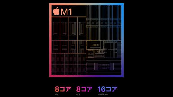 M1 チップ M1 Mac