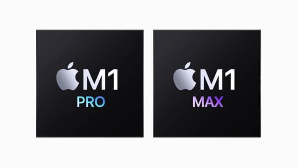 M1 ProとM1 Maxが登場: Apple史上最もパワフルなチップ